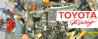 Toyota Motorsports Technical Center - Chuck